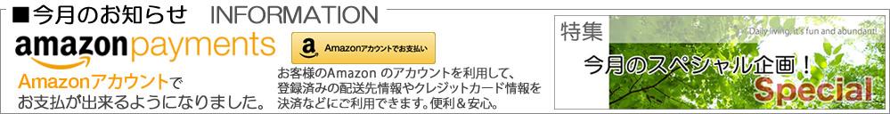 Amazonpaymentsアマゾン決済・Amazonのアカウントでお支払い