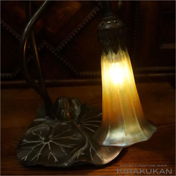 ティファニー ランプ TIFFANY ステンドランプ リリィランプ