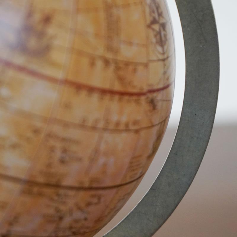 インテリア雑貨 おしゃれ 地球儀 置物 オブジェ 輸入雑貨 アンティーク 小物 zakka ザッカ 北欧 イタリア 額絵 アート ギフト